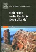 Einf  hrung in die Geologie Deutschlands PDF