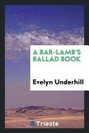A Bar Lamb S Ballad Book Book PDF