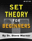 Set Theory for Beginners Book