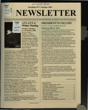 AAS Newsletter PDF