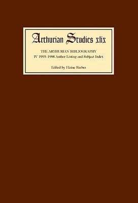 The Arthurian Bibliography PDF
