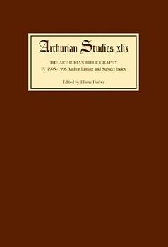 The Arthurian Bibliography PDF
