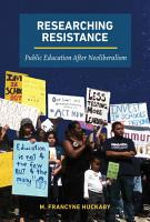 Researching Resistance PDF