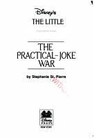 The Practical Joke War PDF