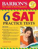 Barron S 6 Sat Practice Tests Book PDF