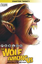 Fables: The Wolf Among Us (2014-) #20
