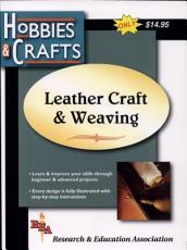 Leathercraft Weaving (REA's Hobbies Crafts Series)