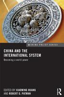 China and the International System PDF