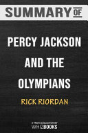 Summary of Percy Jackson and the Olympians