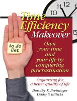 Time Efficiency Makeover PDF