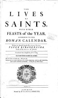 The Lives of Saints PDF