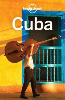 Lonely Planet Cuba Book