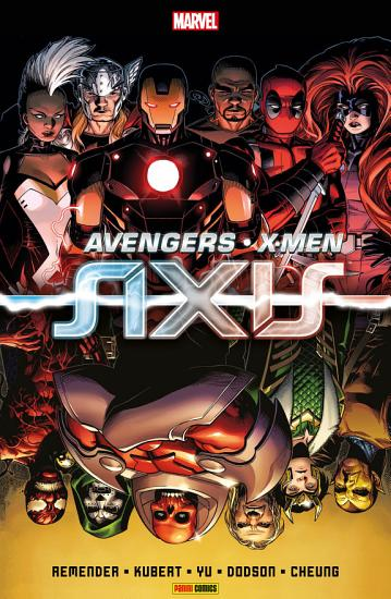 Avengers   X Men   Axis PDF
