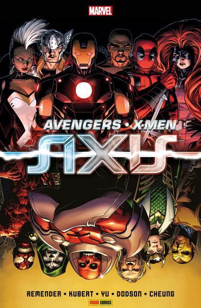 X Men Avengers