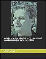Sorin Cerin Wisdom Collection  16 777 Philosophical Aphorisms  Complete Works 2020 Edition PDF