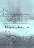 Redesigning the American Lawn PDF