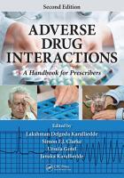 Adverse Drug Interactions PDF