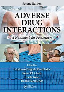 Adverse Drug Interactions Book
