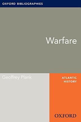 Warfare  Oxford Bibliographies Online Research Guide PDF