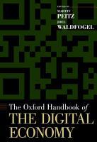 The Oxford Handbook of the Digital Economy PDF