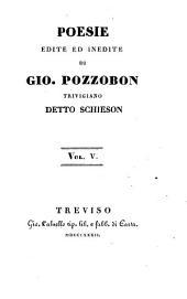 Poesie edite ed inedite: Volume 2