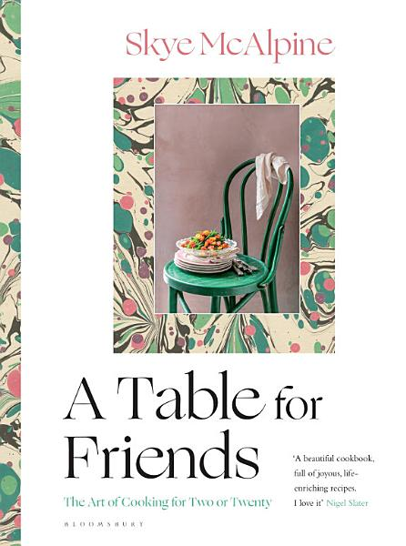 Download A Table for Friends Book