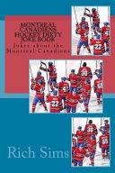 Montreal Canadiens Hockey Dirty Joke Book PDF