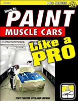 How to Paint Muscle Cars   Show Cars Like a Pro PDF