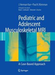 Pediatric and Adolescent Musculoskeletal MRI PDF
