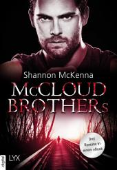McCloud Brothers: Drei Romane in einem eBook