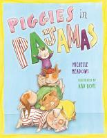 Piggies in Pajamas PDF