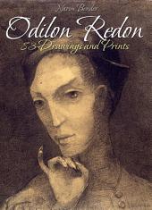 Odilon Redon: 83 Drawings and Prints