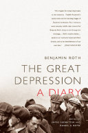 The Great Depression  A Diary PDF
