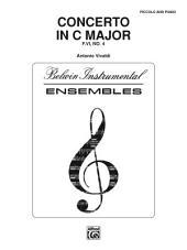 Concerto in C Major: For Solo Piccolo