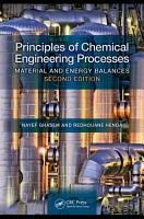 Principles of Chemical Engineering Processes PDF