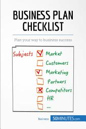 Business Plan Checklist: Plan your way to business success