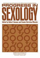 Progress in Sexology PDF