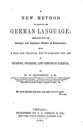 A New Method of Learning the German Language