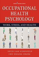 Occupational Health Psychology PDF