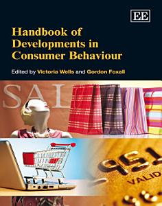 Handbook of Developments in Consumer Behaviour PDF