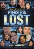 Finding Lost   Season Three PDF