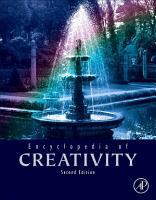 Encyclopedia of Creativity PDF
