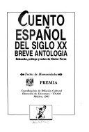 Cuento espa  ol del siglo XX PDF