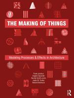 The Making of Things PDF