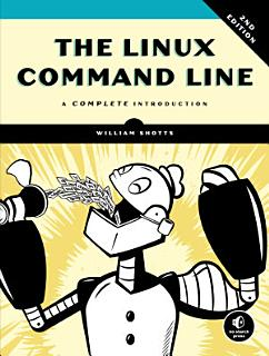 The Linux Command Line  2nd Edition Book