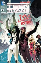 Teen Titans (2014-) #8