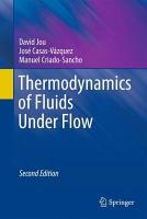 Thermodynamics of Fluids Under Flow PDF