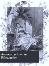 American Printer and Lithographer: Volume 12