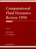 Computational Fluid Dynamics Review 1998  In 2 Volumes  PDF
