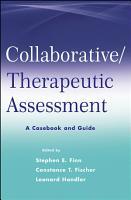 Collaborative   Therapeutic Assessment PDF